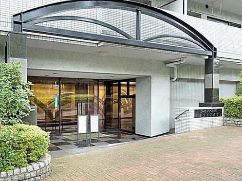 中古マンション-藤沢市大庭 エントランス