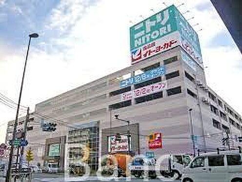 中古マンション-足立区島根2丁目 ニトリ環七梅島店 徒歩3分。 220m