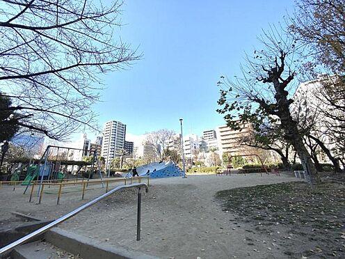 区分マンション-大阪市中央区南新町2丁目 公園