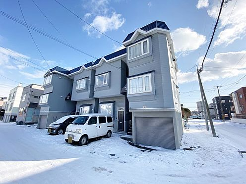 アパート-札幌市北区北二十八条西10丁目 外観