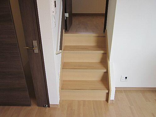 アパート-鹿児島市郡元町 2階ロフトの階段