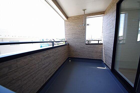 新築一戸建て-仙台市太白区西多賀5丁目 バルコニー