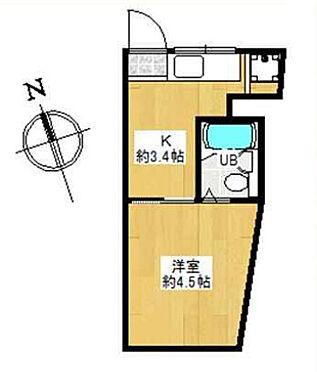 マンション(建物一部)-堺市堺区西湊町5丁 間取り