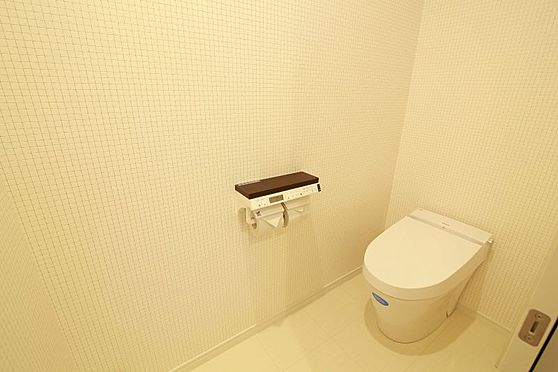 中古一戸建て-豊田市大林町10丁目 トイレはお客様にも見られる場所なので、清潔に保ちたいですよね♪