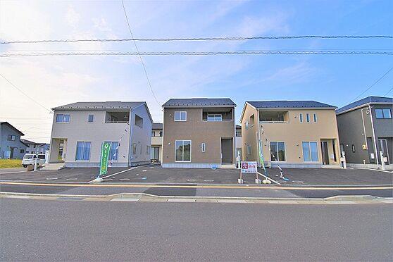 新築一戸建て-仙台市太白区富沢字六本松 外観