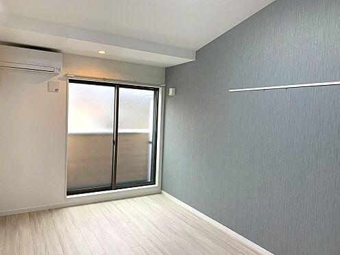 アパート-さいたま市桜区西堀9丁目 室内イメージ(アクセントクロス)