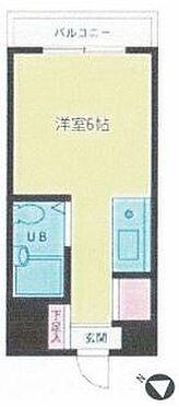 マンション(建物一部)-横浜市南区高根町3丁目 間取り