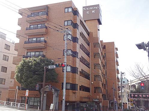 店舗事務所(建物一部)-横浜市中区石川町3丁目 外観