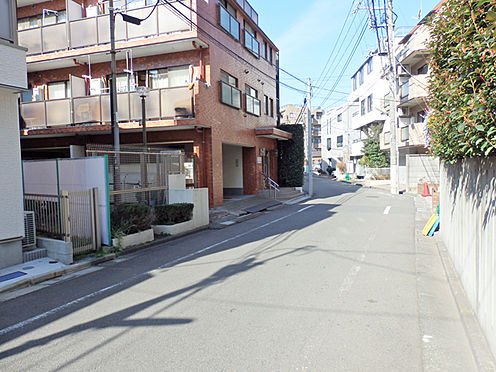 店舗(建物一部)-世田谷区三軒茶屋2丁目 前面道路