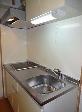 一棟マンション-大阪市中央区松屋町住吉 キッチン