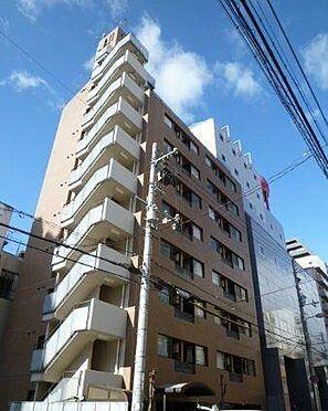 マンション(建物一部)-大阪市中央区安堂寺町2丁目 ブラウンを基調としたデザインの外観