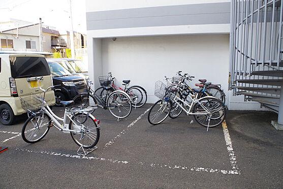 マンション(建物全部)-札幌市豊平区月寒西三条7丁目 駐輪スペース