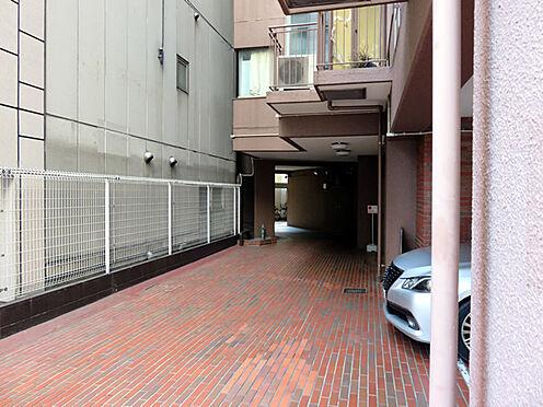 マンション(建物一部)-中央区日本橋小網町 入口です。