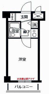 マンション(建物一部)-北区田端新町1丁目 間取り
