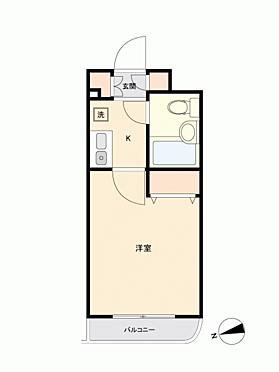 マンション(建物一部)-小金井市前原町3丁目 間取り