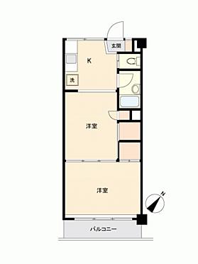 マンション(建物一部)-静岡市駿河区大和2丁目 間取り