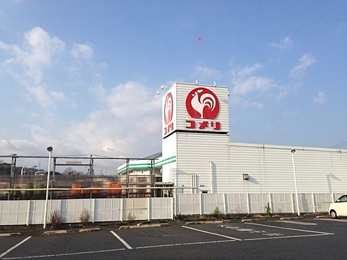 倉庫-泉南郡岬町淡輪 コメリハード&グリーン阪南箱の浦店まで1355m