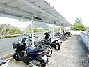 便利な駐輪スペース完備