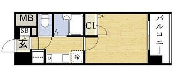 マンション(建物一部)-大阪市都島区東野田町5丁目 住みやすい1K