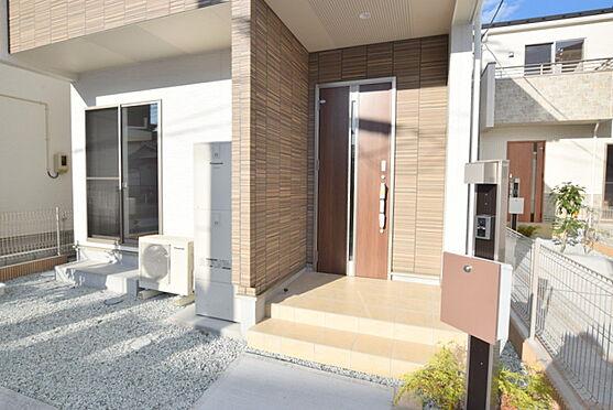新築一戸建て-仙台市太白区西中田2丁目 玄関