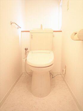 アパート-小金井市前原町2丁目 ウォシュレット付きトイレ