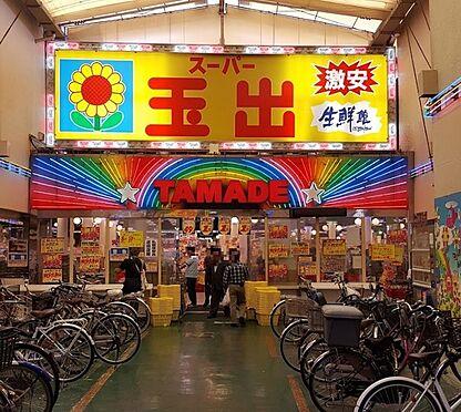 店舗(建物全部)-大阪市西成区萩之茶屋2丁目 スーパー玉出今池店まで254m