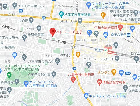 マンション(建物一部)-八王子市天神町 その他