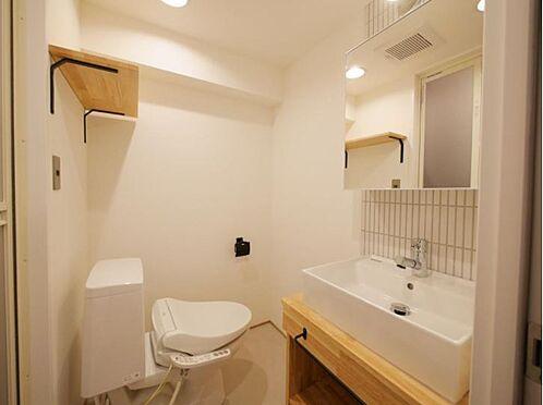 中古マンション-港区白金3丁目 トイレ