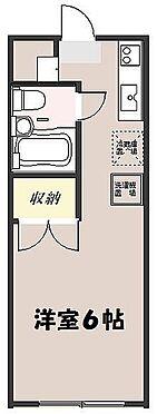 マンション(建物全部)-千葉市稲毛区園生町 間取り