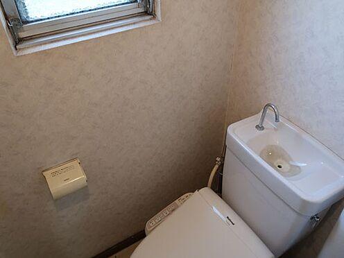 中古マンション-多摩市永山3丁目 窓の付いたトイレ部分