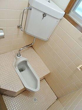 建物全部その他-寝屋川市木屋元町 掃除がしやすい和式トイレ