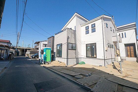 新築一戸建て-仙台市若林区若林7丁目 外観