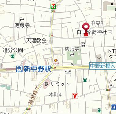 マンション(建物一部)-中野区中央4丁目 その他