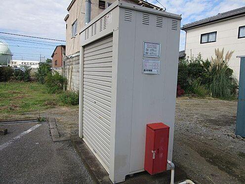 アパート-佐野市久保町 ガス設備