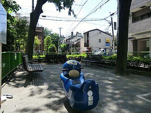 マンション(建物全部)-文京区弥生2丁目 周辺環境:八重垣第1児童遊園