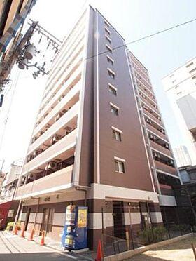 マンション(建物一部)-大阪市港区市岡1丁目 落ち着いた印象の佇まい