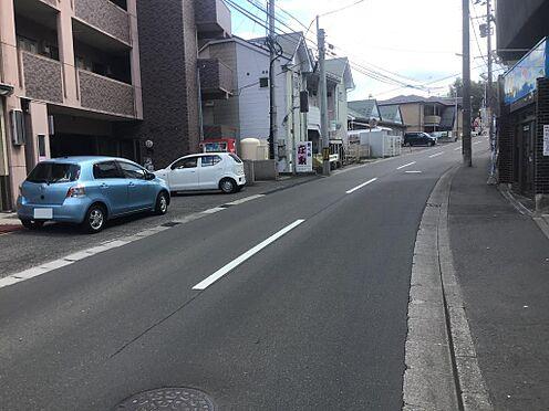 マンション(建物一部)-仙台市青葉区川内三十人町 前面道路