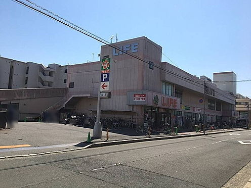 区分マンション-京都市右京区西院西高田町 ライフ壬生店まで459m