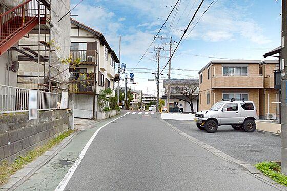 アパート-鎌倉市笛田5丁目 前面道路