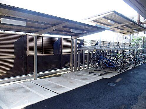 中古マンション-日野市豊田2丁目 駐輪場・バイク置き場