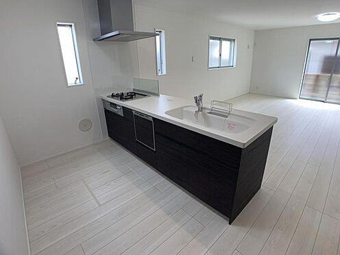 戸建賃貸-名古屋市中村区下中村町3丁目 ※こちらは他現場の施工事例です。食洗器付きが嬉しいですね♪