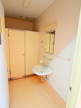 店舗(建物全部)-水戸市元吉田町 トイレ