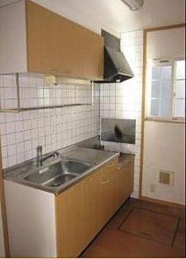 アパート-船橋市夏見4丁目 キッチン