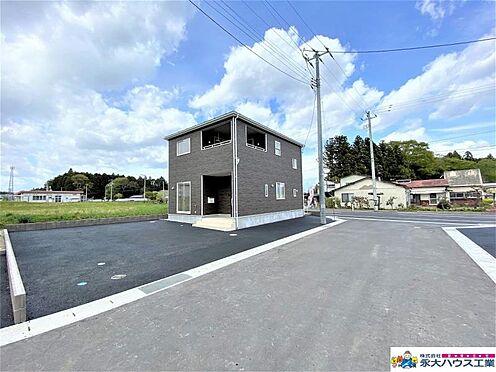 新築一戸建て-黒川郡大和町吉岡字石神沢 外観
