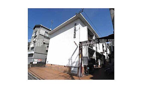 マンション(建物全部)-京都市東山区今熊野南日吉町 外観