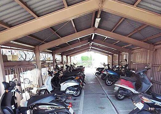 マンション(建物一部)-京都市伏見区横大路天王前 バイク置き場有り
