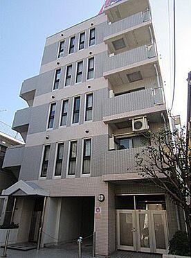 マンション(建物一部)-大田区中央1丁目 北西からのマンション画像です