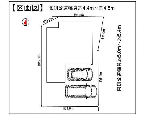 新築一戸建て-福岡市城南区樋井川4丁目 区画図
