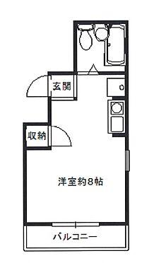 マンション(建物全部)-神戸市須磨区須磨寺町3丁目 間取り