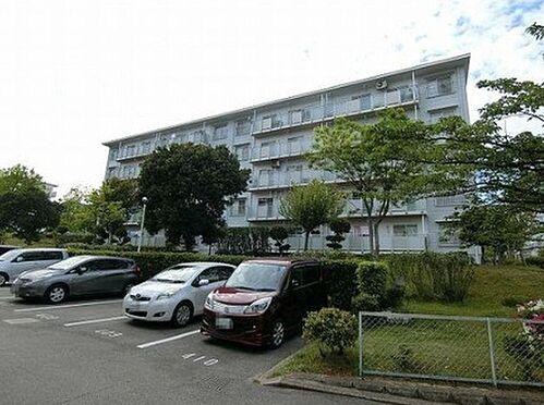 マンション(建物一部)-神戸市北区ひよどり台5丁目 前面棟とは距離があるので視線も気になりません